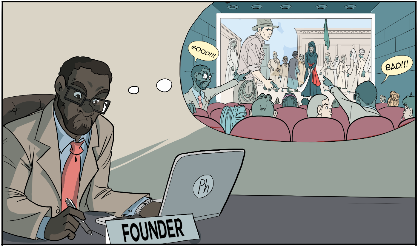 Founder Unconcious Bias