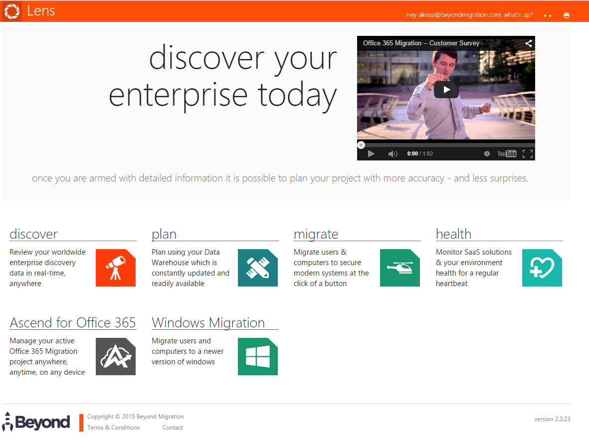 Office 365 and Windows Migration Software