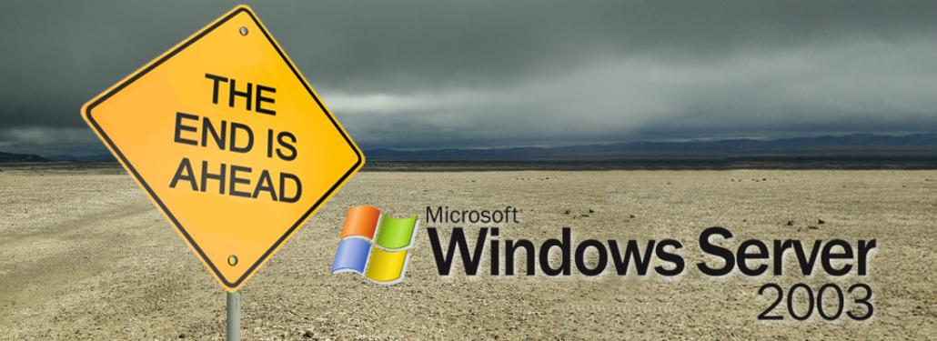 Windows Server 2003 EOL